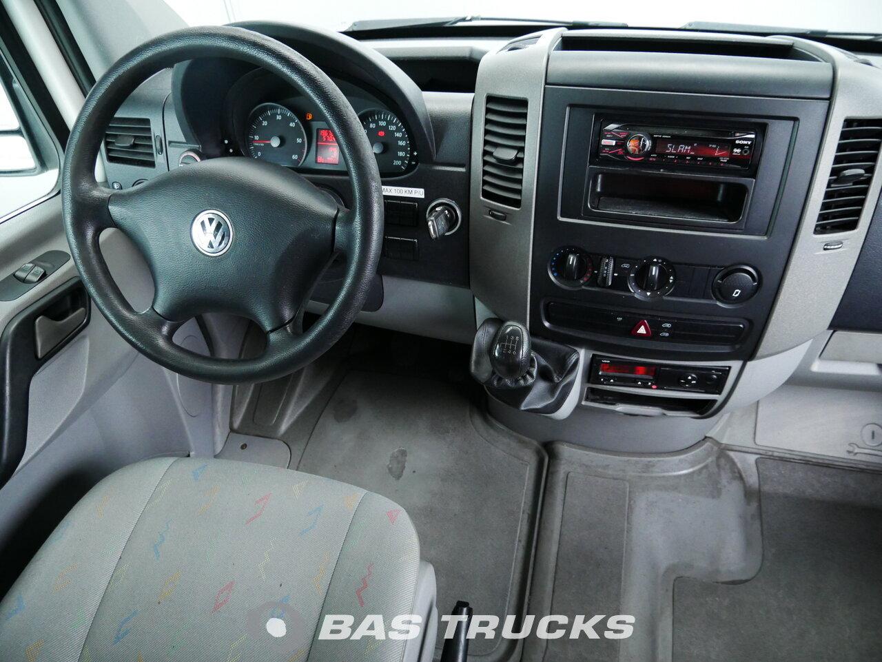 foto di Usato Veicolo commerciale leggero Volkswagen Crafter 2.5 TDI 2008