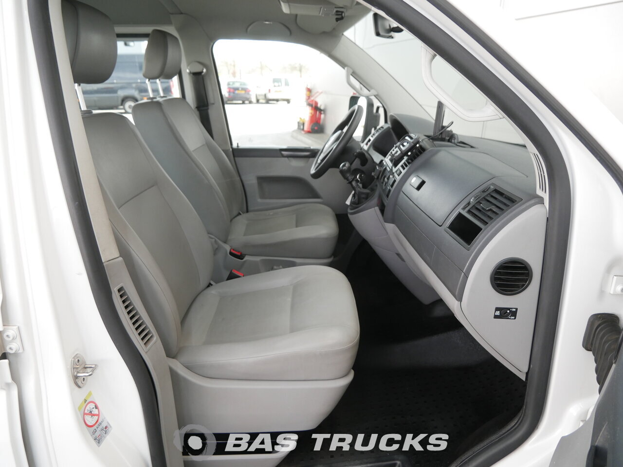 foto di Usato Veicolo commerciale leggero Volkswagen Transporter 2010