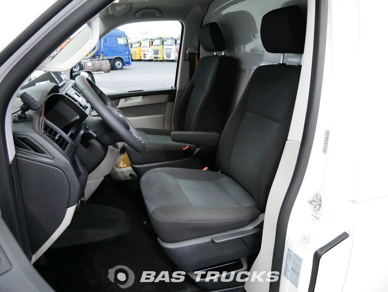 foto di Usato Veicolo commerciale leggero Volkswagen Transporter 2017