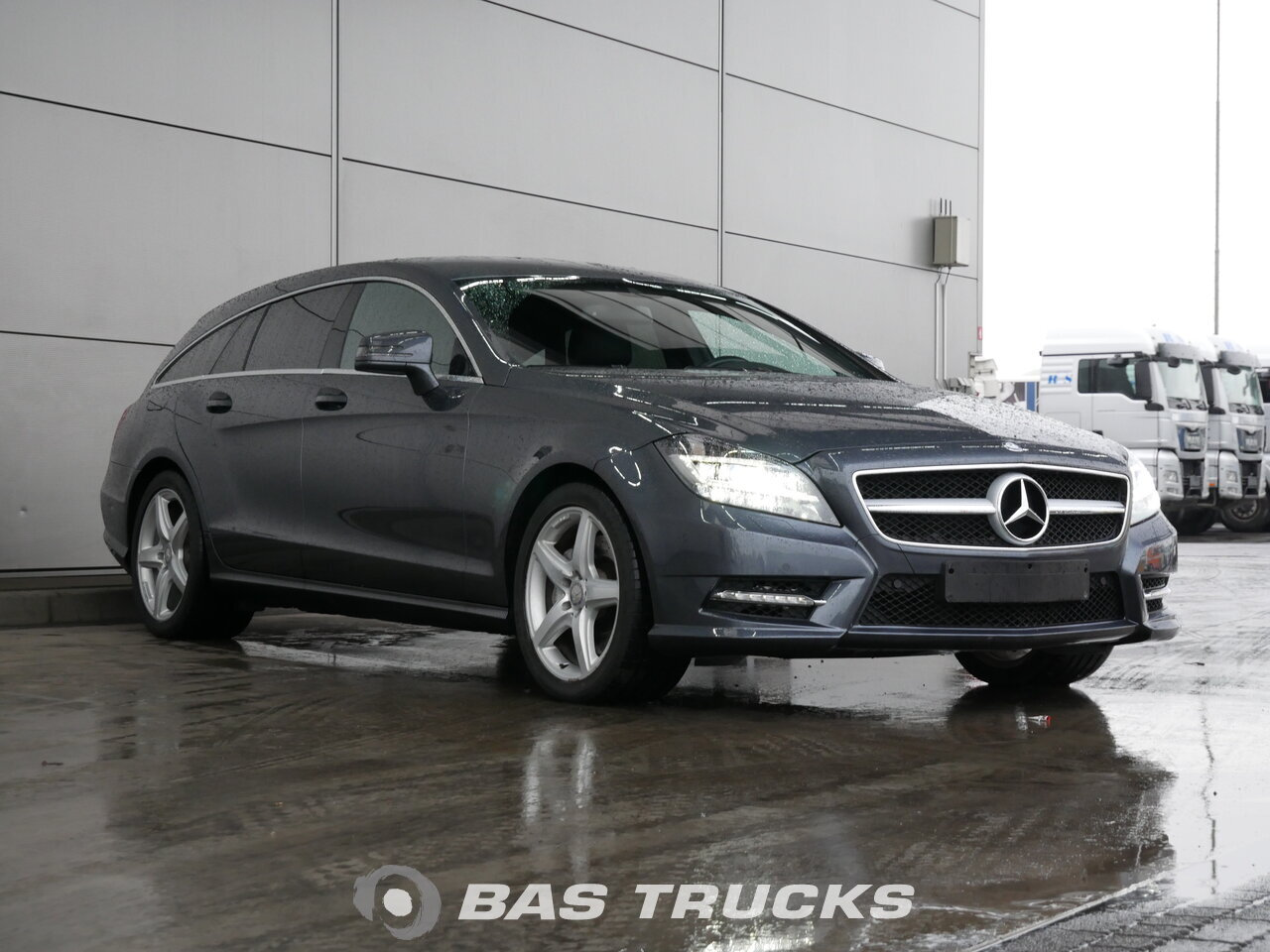 photo of Used Car Mercedes CLS 350 V6 2014