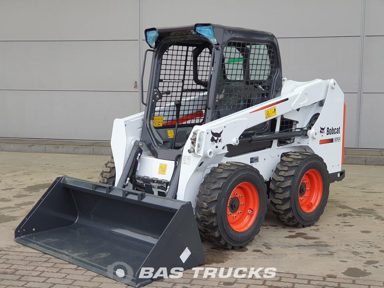 Bobcat S510 2019 Skid Steer Loader Bas Trucks