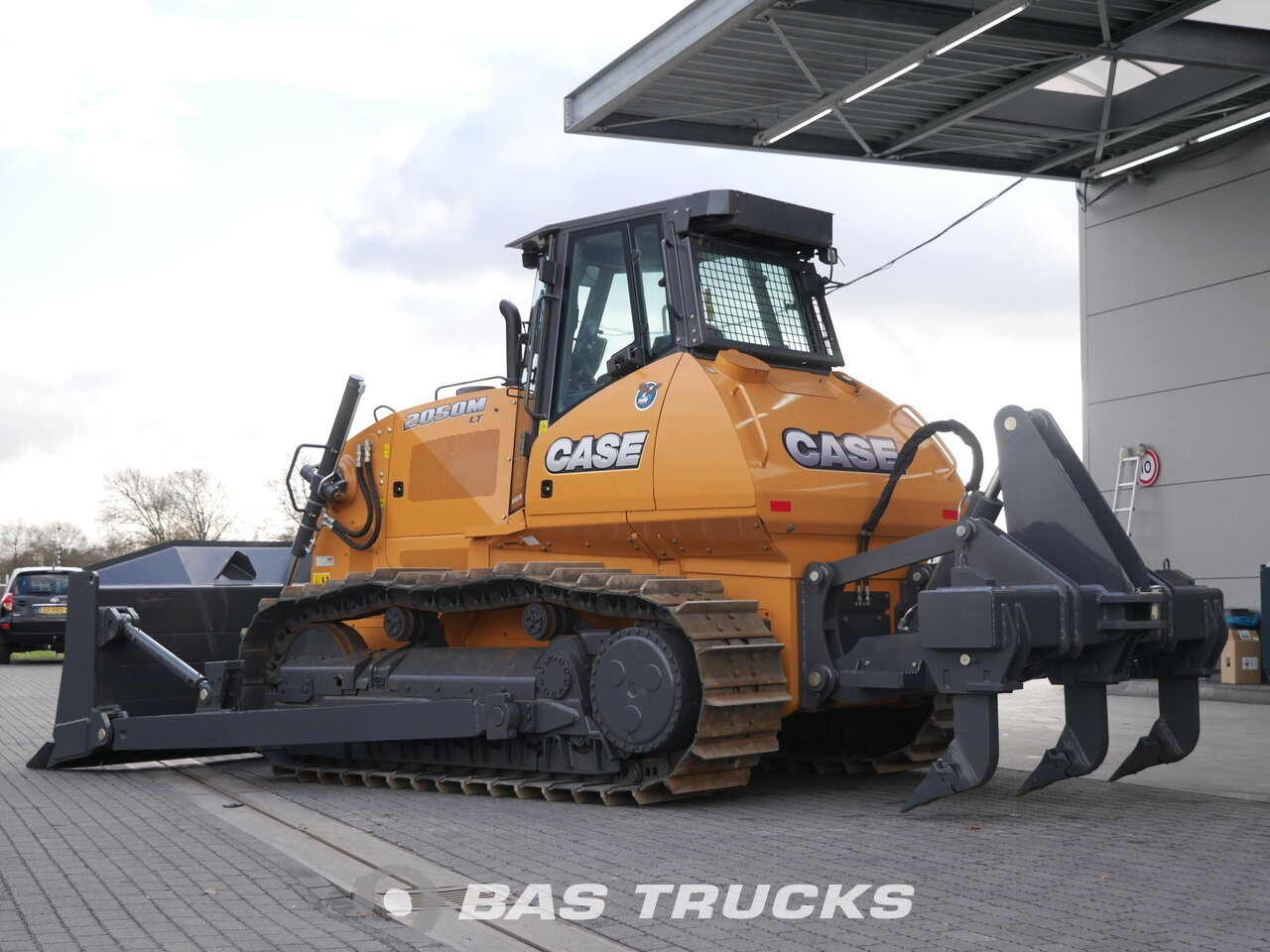 photo of Used Construction equipment Case 2050M LT Track 2015