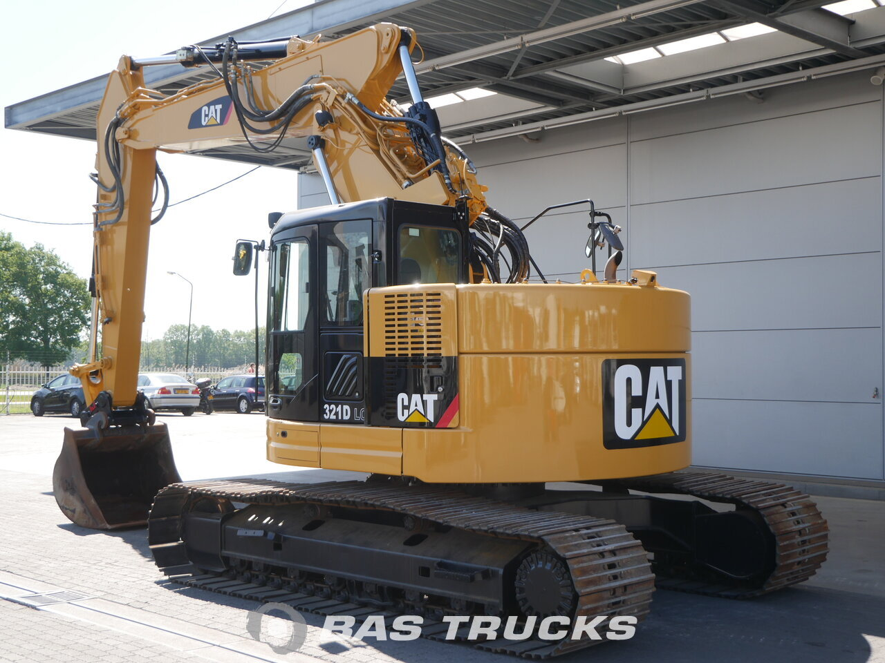 photo of Used Construction equipment Caterpillar 321D VA LCR Track 2010