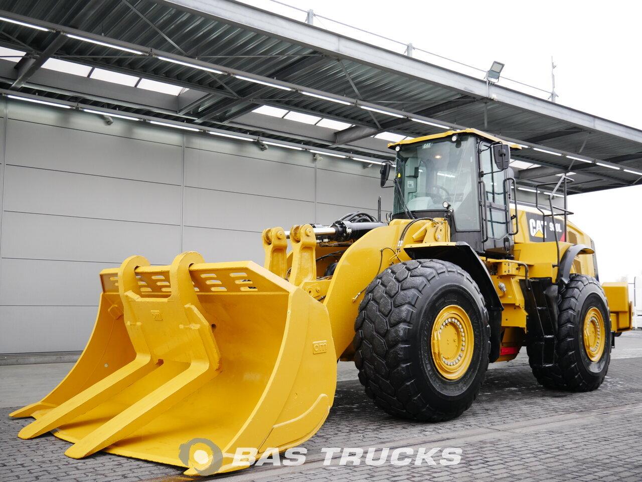 For sale at BAS Trucks: Caterpillar 980 L 4X4 01/2017