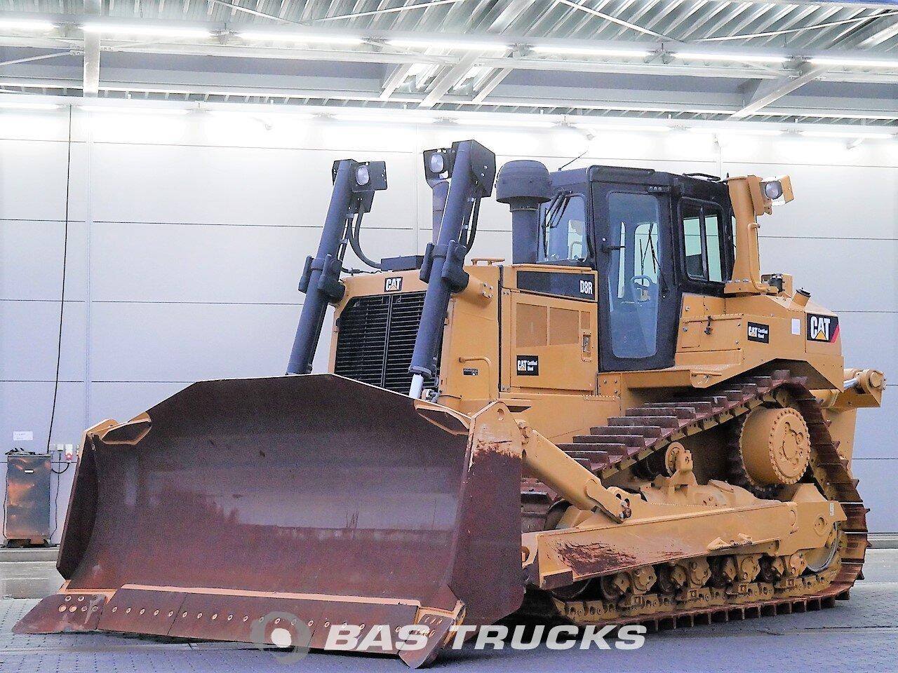 photo of Used Construction equipment Caterpillar D8R 2014