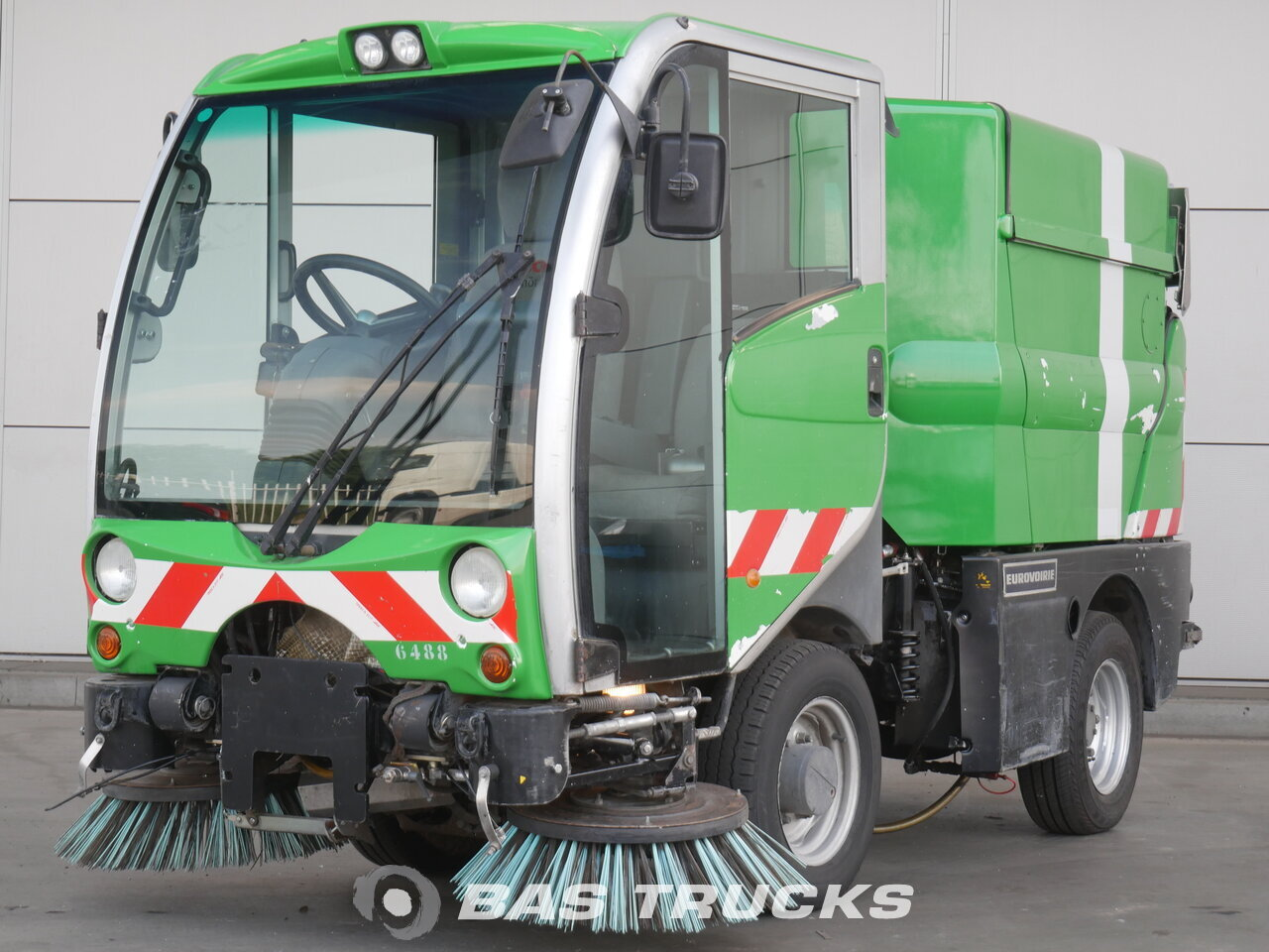 For sale at BAS Trucks: EUROVOIRIE CITYCAT 2020 4X4 01/2011