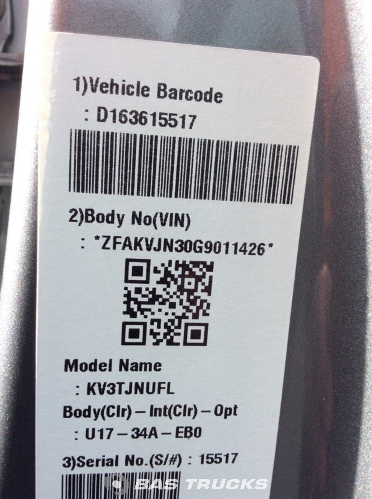 Fiat Fullback Construction equipment €0 - BAS Trucks