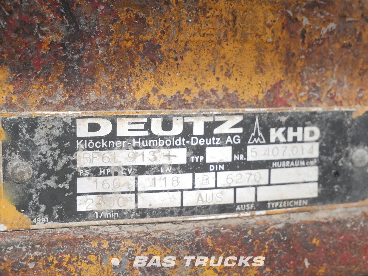 photo of Used Construction equipment Hausherr HBM 60 Track 1988