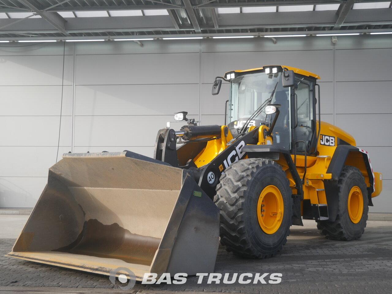 For sale at BAS Trucks: JCB 457 4X4 01/2016