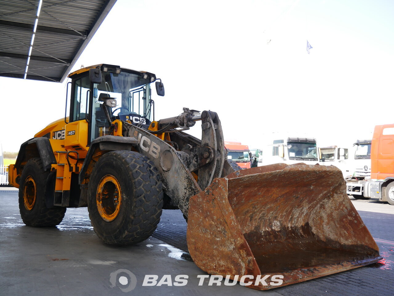 For sale at BAS Trucks: JCB 457 4X4 01/2016