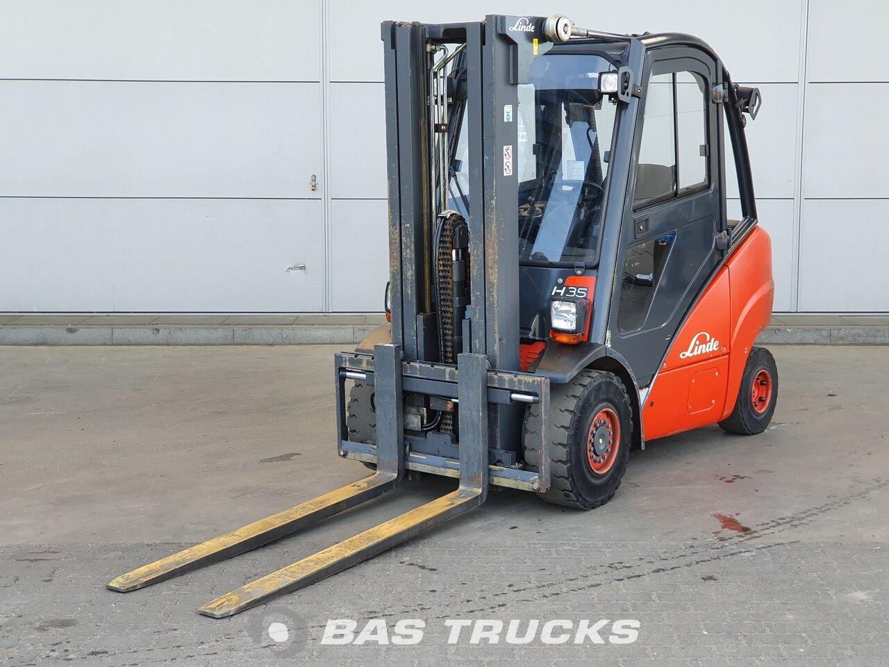 Linde H35d 2006 Forklift Bas Trucks
