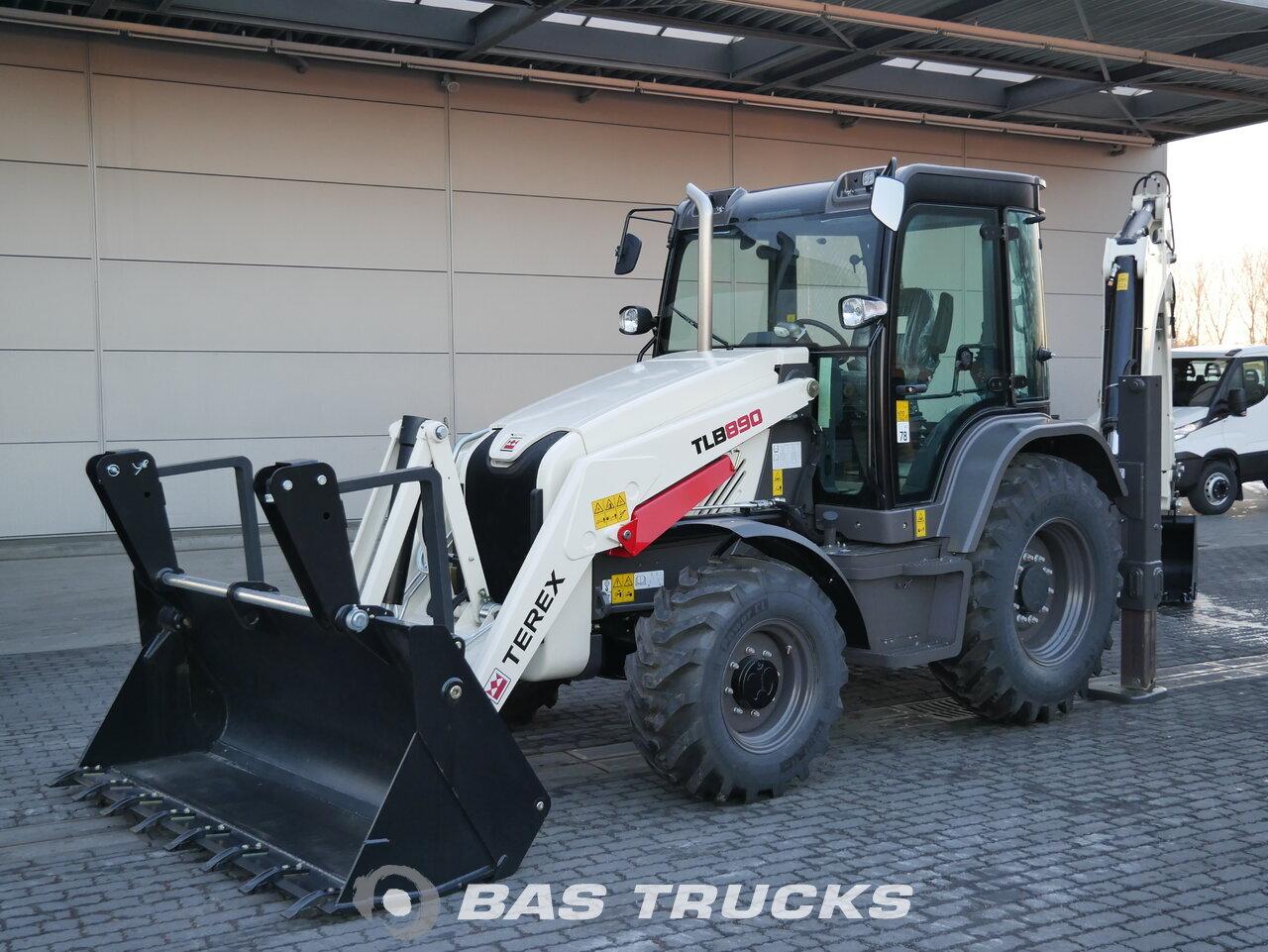 Terex TLB890PS Construction equipment €0 - BAS Trucks
