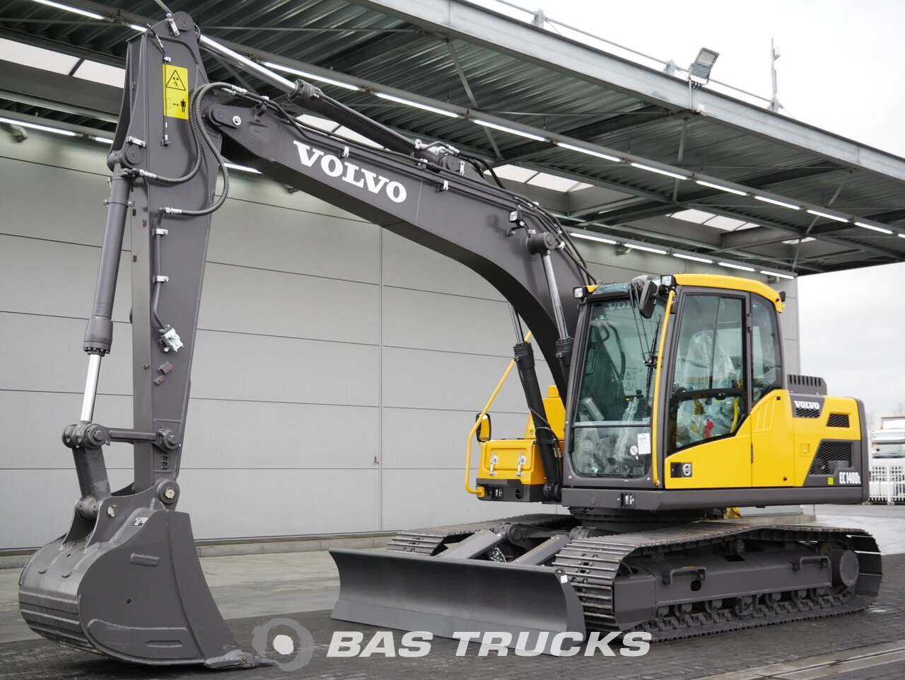 For sale at BAS Trucks: Volvo EC 140 D Track 01/2018