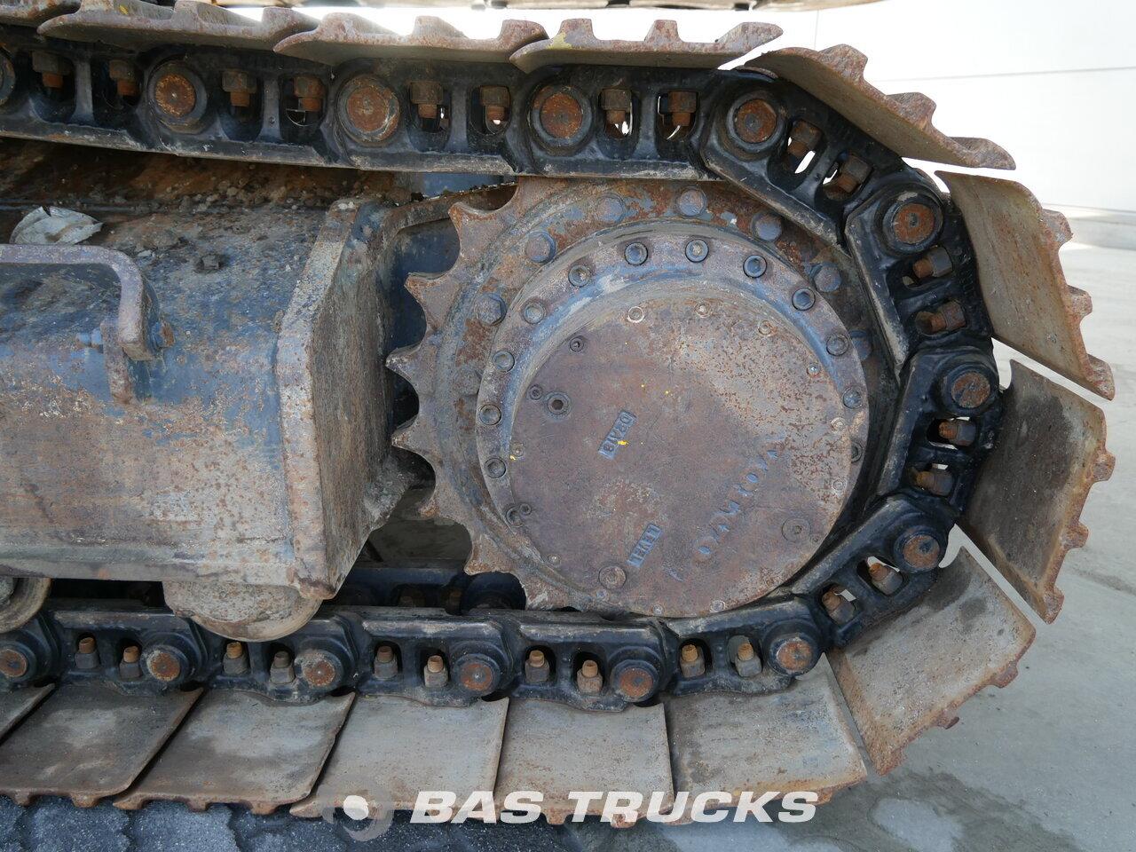 photo of Used Construction equipment Volvo EC290BNLC Track 2002