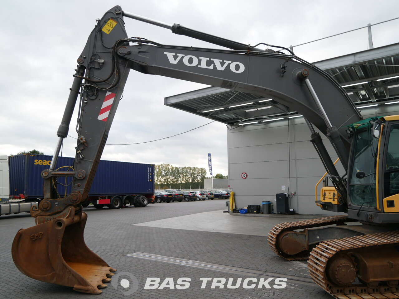 For sale at BAS Trucks: Volvo EC290CL Excavator 01/2007