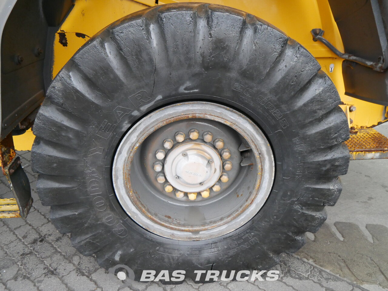 photo of Used Construction equipment Volvo L90 G 4X4 2012