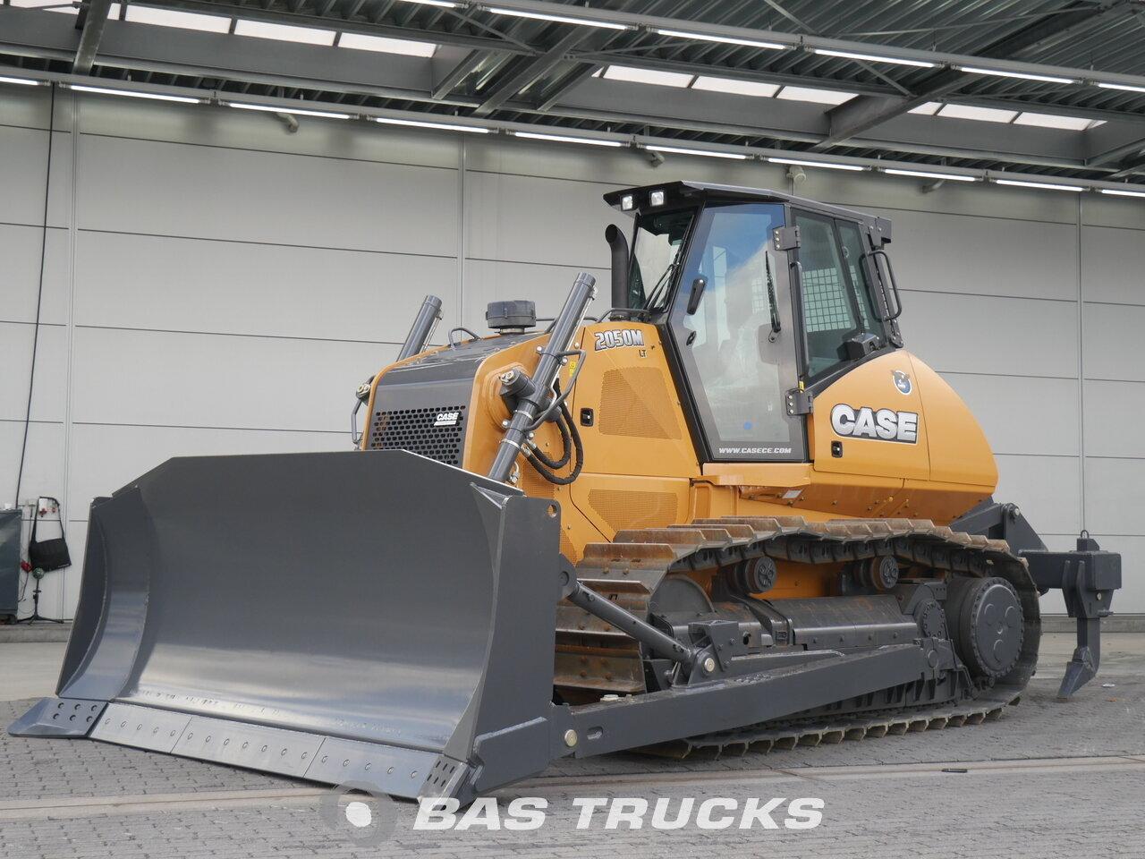 Fénykép: Used Građevinski strojevi Case 2050M LT Track 2015