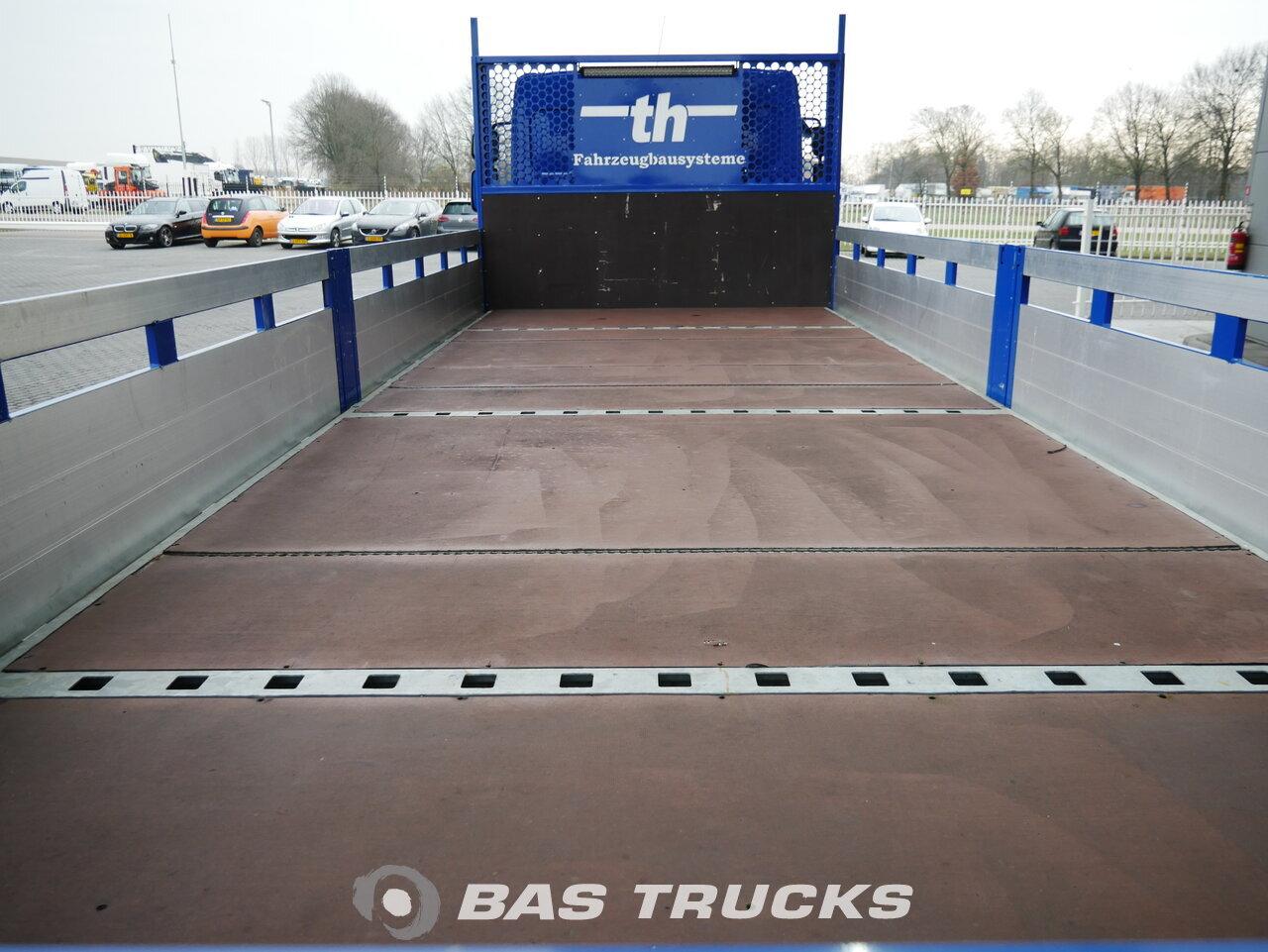 Fénykép: Used Kamion DAF LF 180 FA Dortmund-DE 4X2 2016