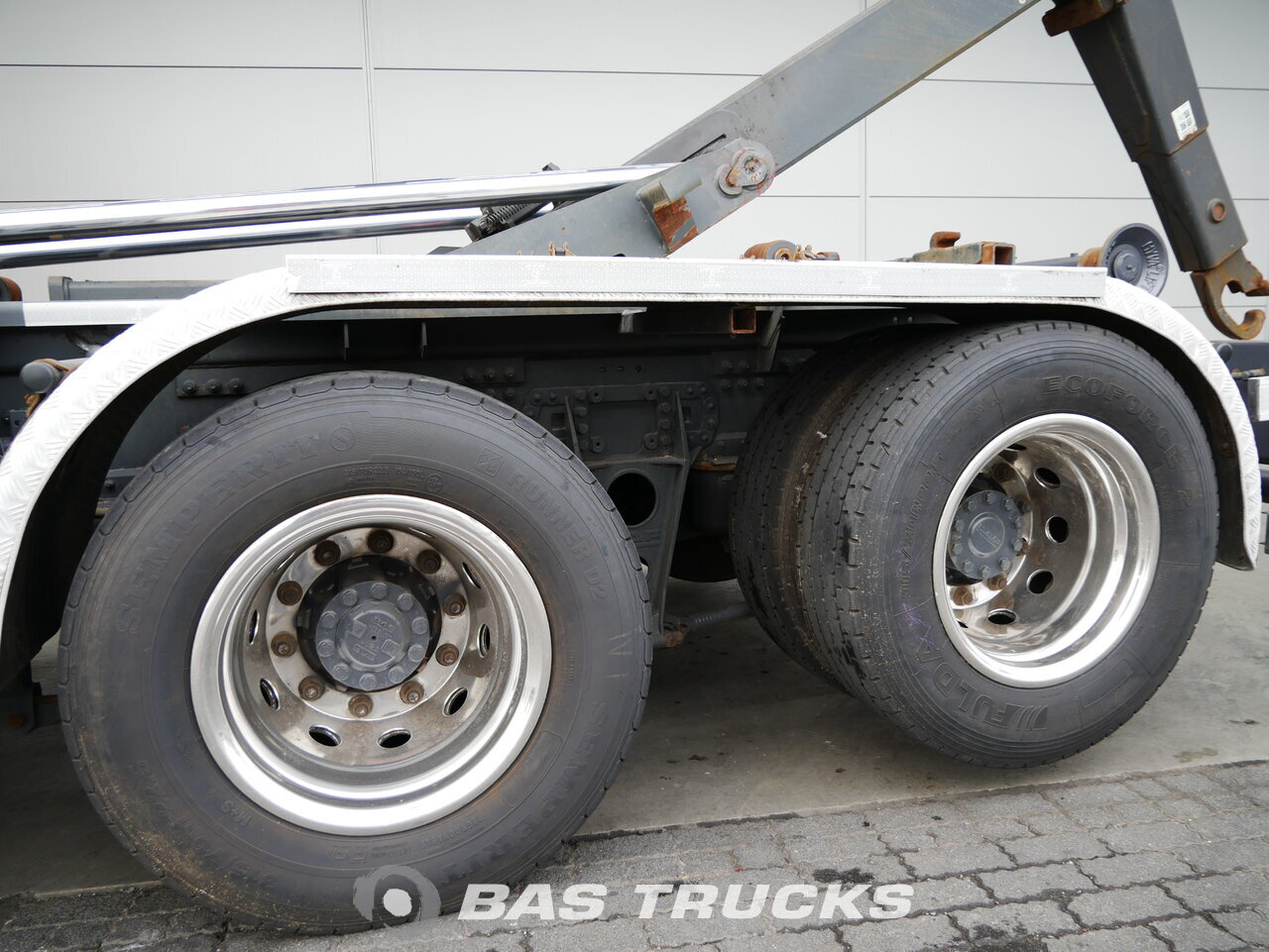 Fénykép: Used Kamion DAF XF105.460 6X2 2010