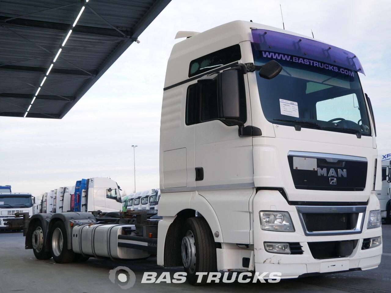man tgx xxl kamion euro norma 5 11900 bas trucks. Black Bedroom Furniture Sets. Home Design Ideas
