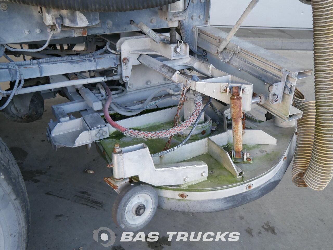 Fénykép: Used Kamion Mercedes Actros 2546 L Unfall 6X2 2002
