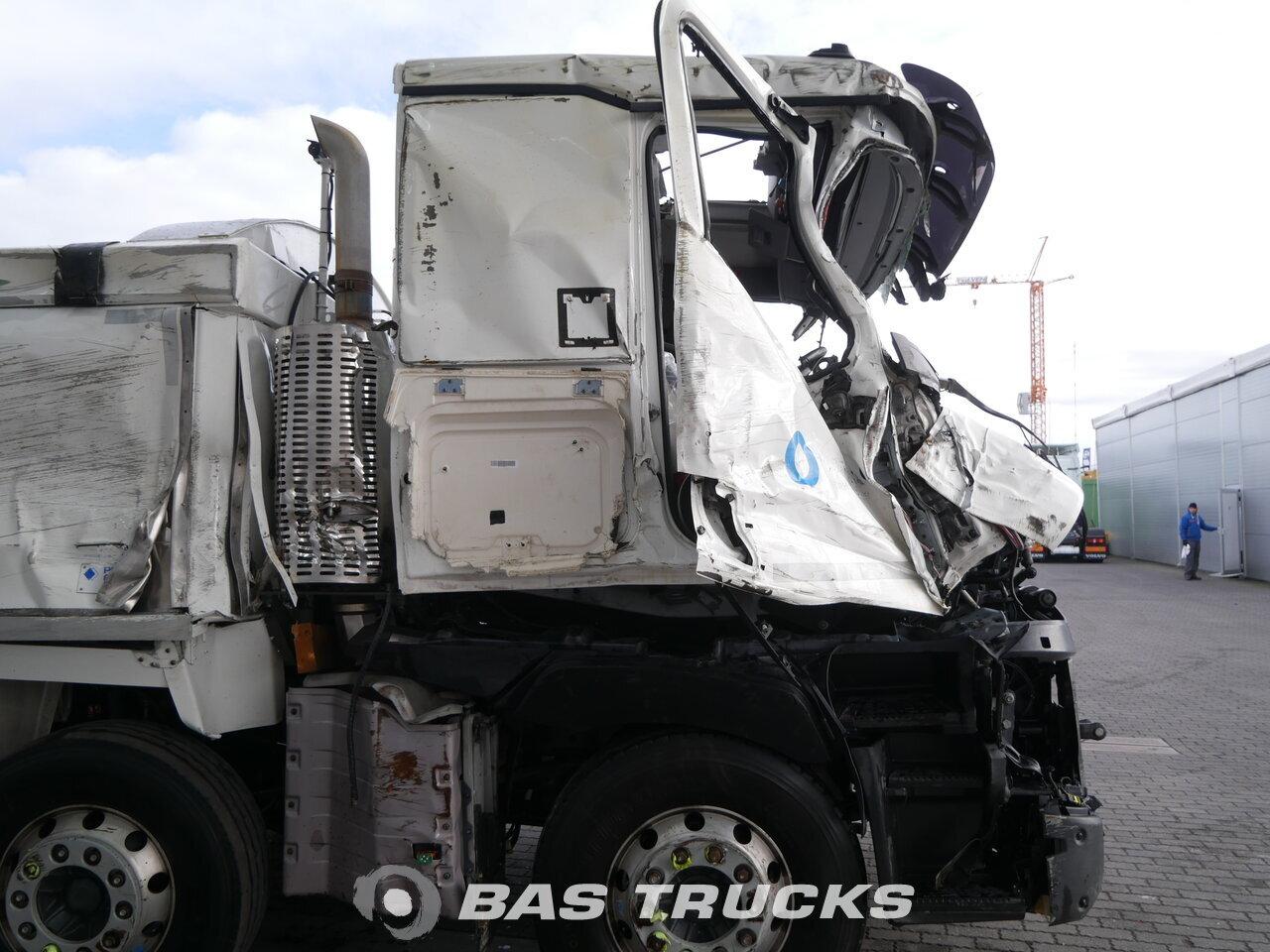Fénykép: Used Kamion Renault C 430 RHD 8X4 2016