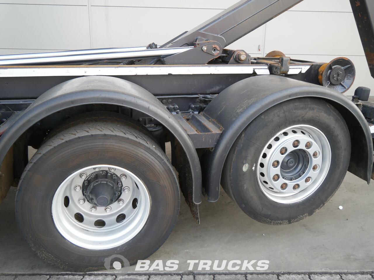 Fénykép: Used Kamion Scania G480 6X2 2011