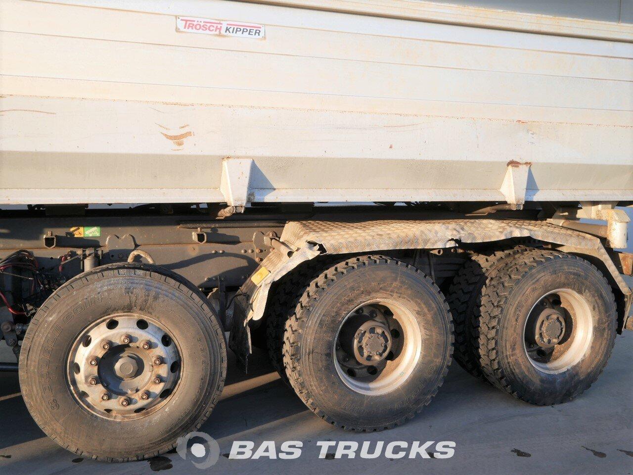 Fénykép: Used Kamion Volvo FH 460 Unfall 10X4 2010