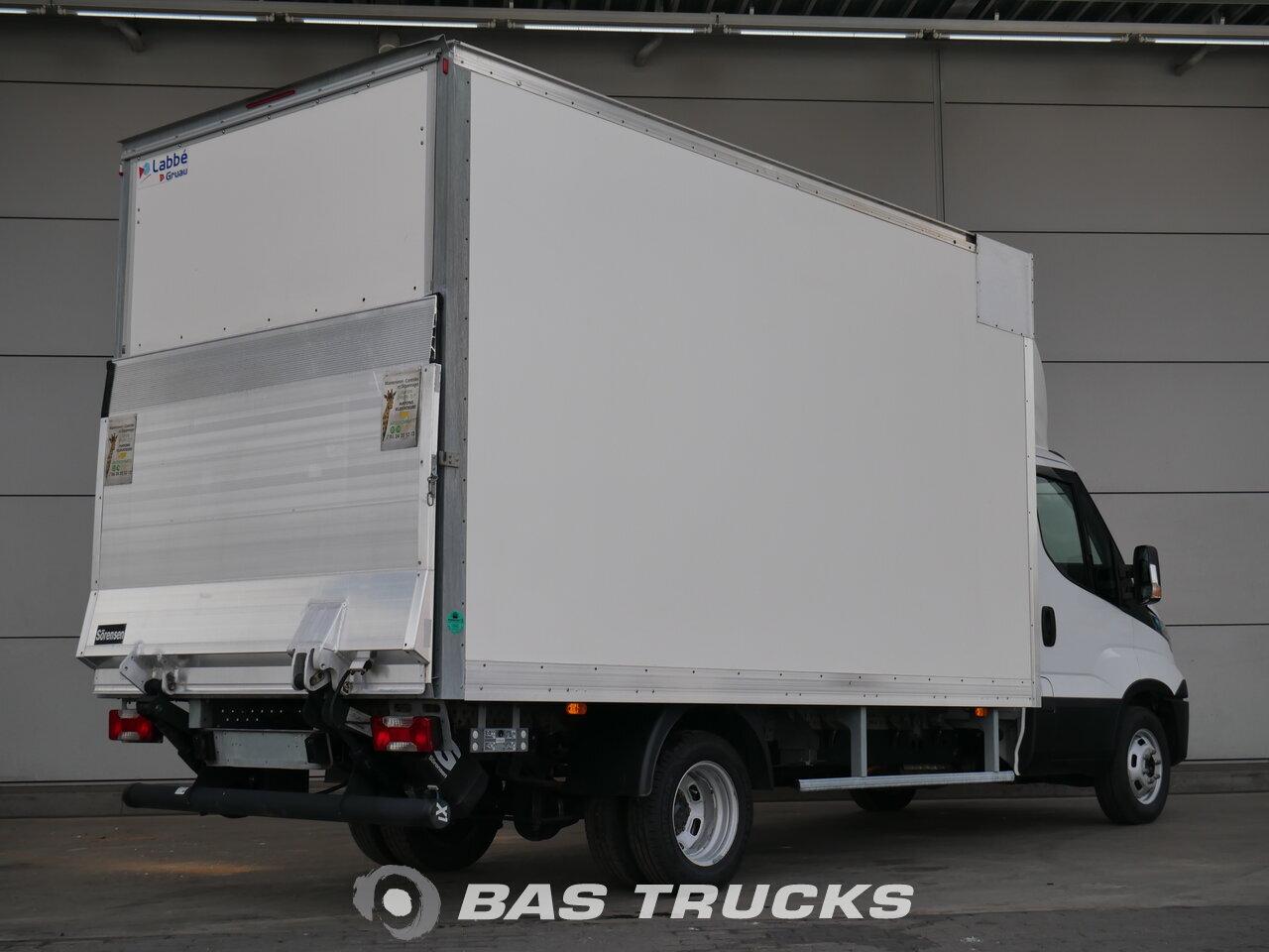 iveco daily kombi vozila 25900 bas trucks. Black Bedroom Furniture Sets. Home Design Ideas