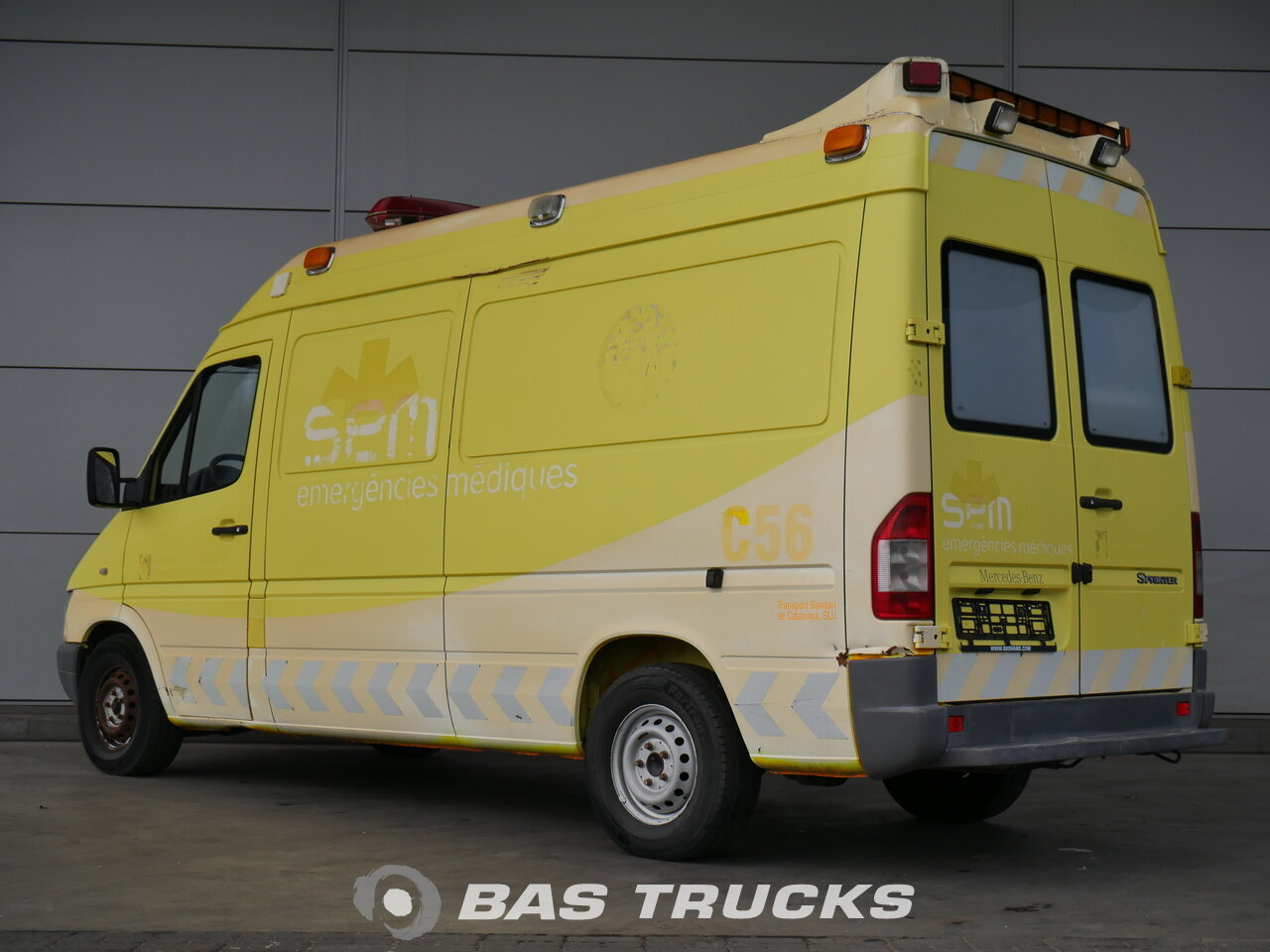 mercedes sprinter kombi vozila 5900 bas trucks. Black Bedroom Furniture Sets. Home Design Ideas