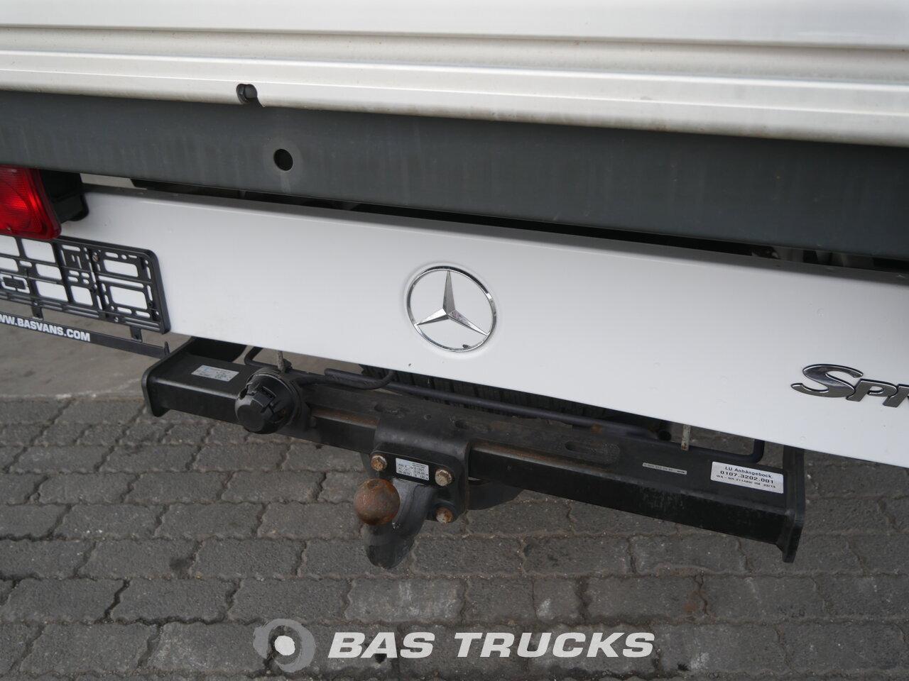 Fénykép: Used Kombi vozila Mercedes Sprinter 2013