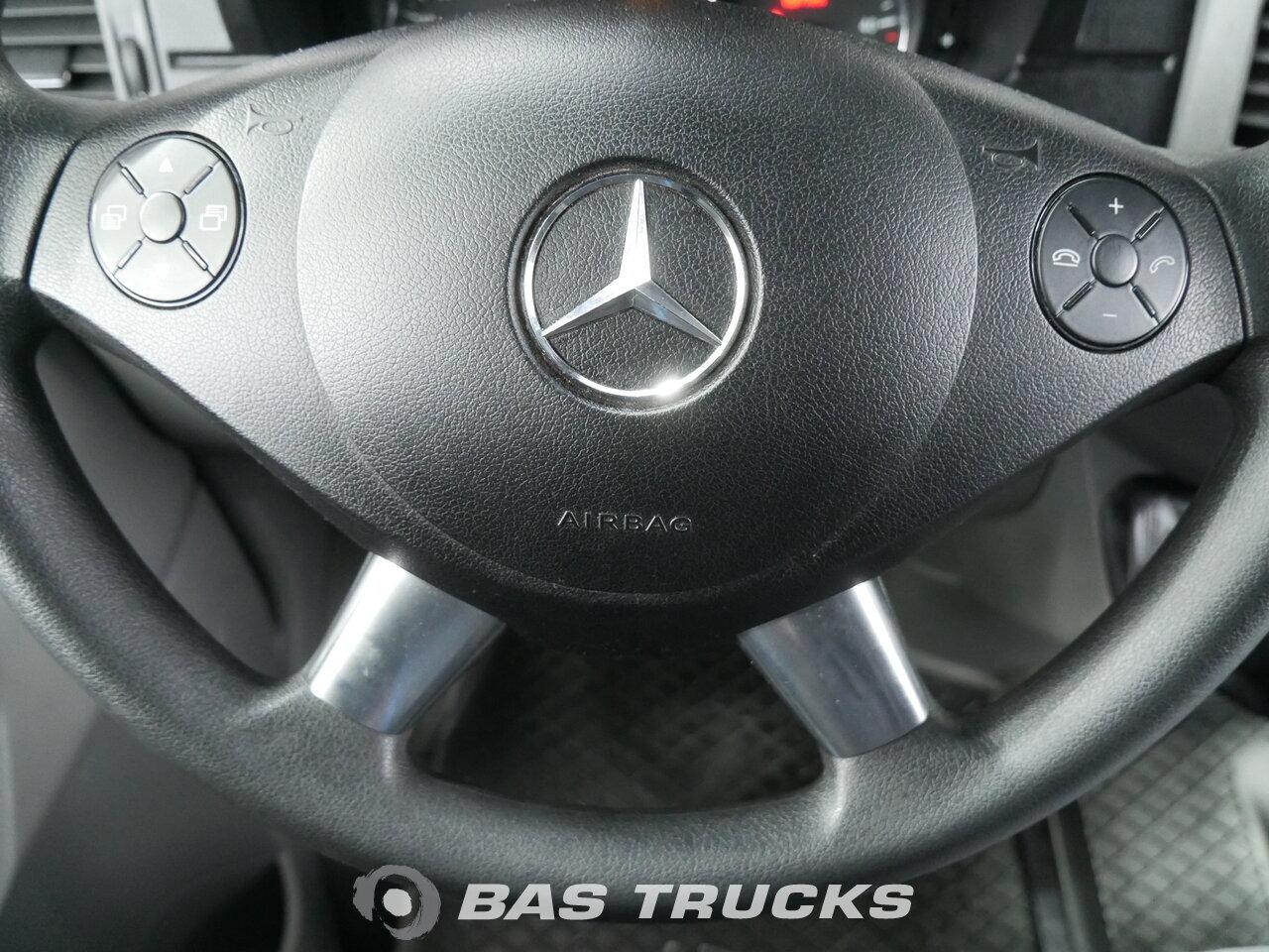 Fénykép: Used Kombi vozila Mercedes Sprinter 2014