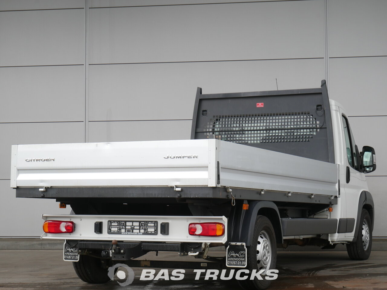 photo of Used Light commercial vehicle Citroën Jumper 2015