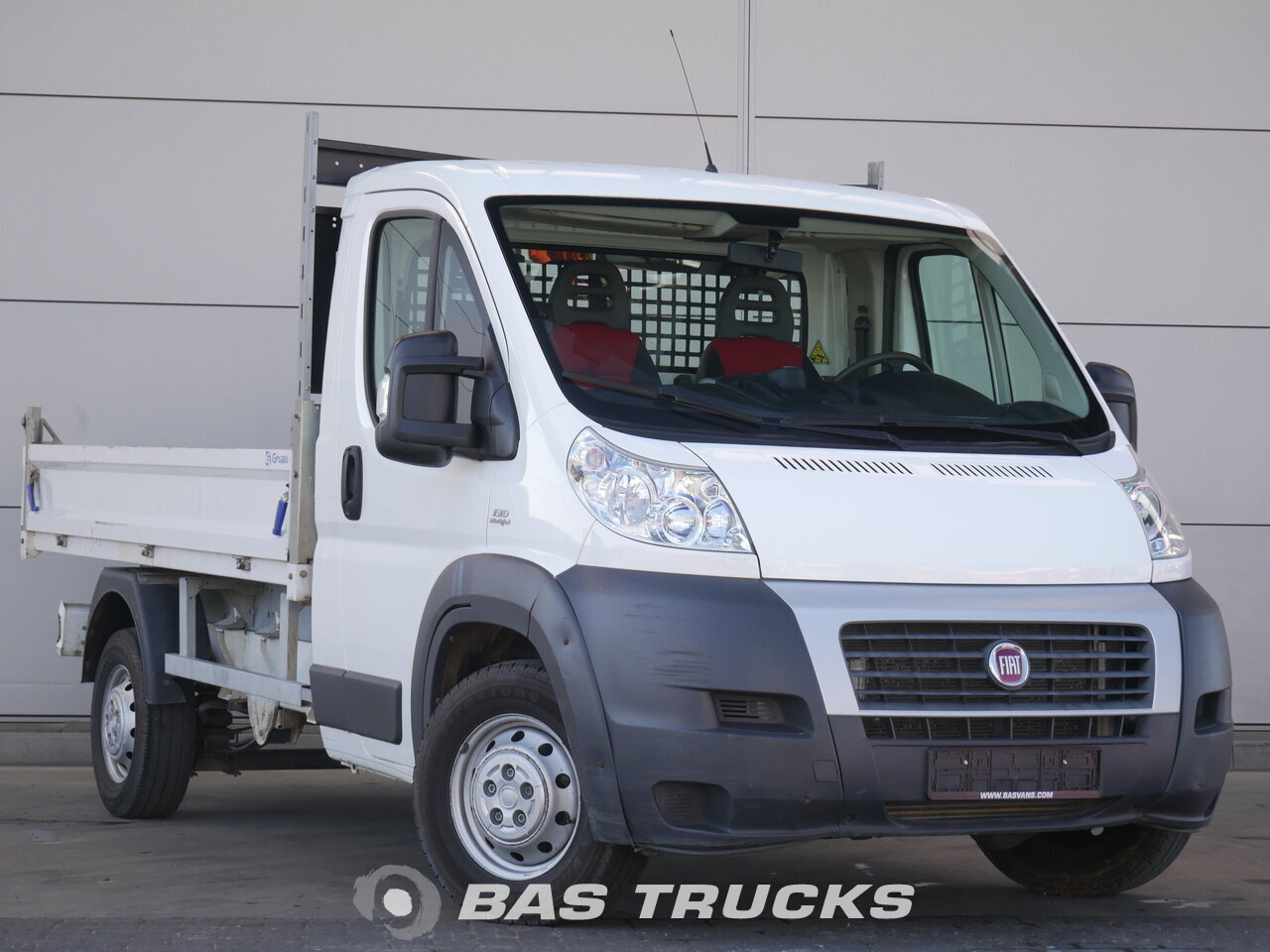 photo of Used Light commercial vehicle Fiat Ducato 2014