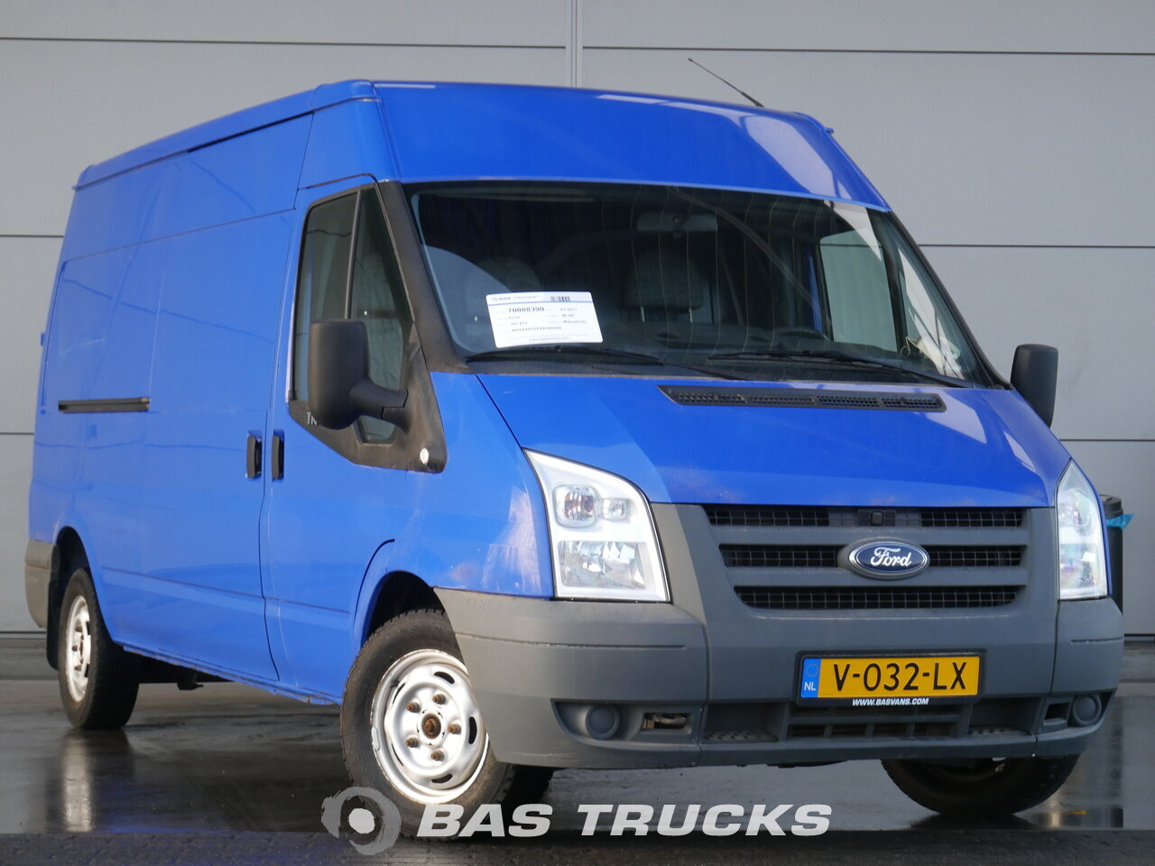 photo of Used Light commercial vehicle Ford Transit 2011