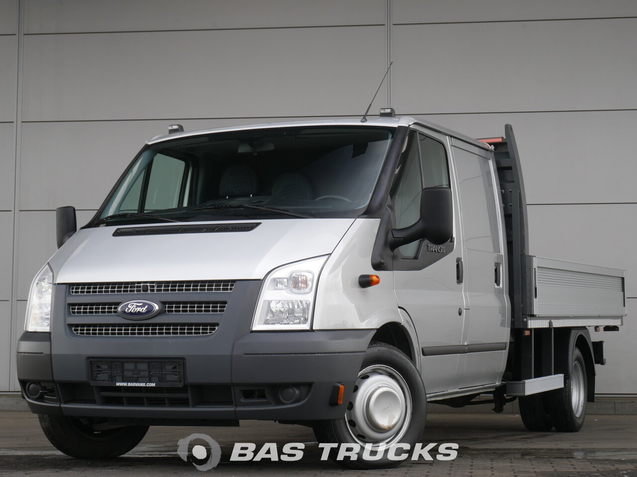 photo of Used Light commercial vehicle Ford Transit 2013