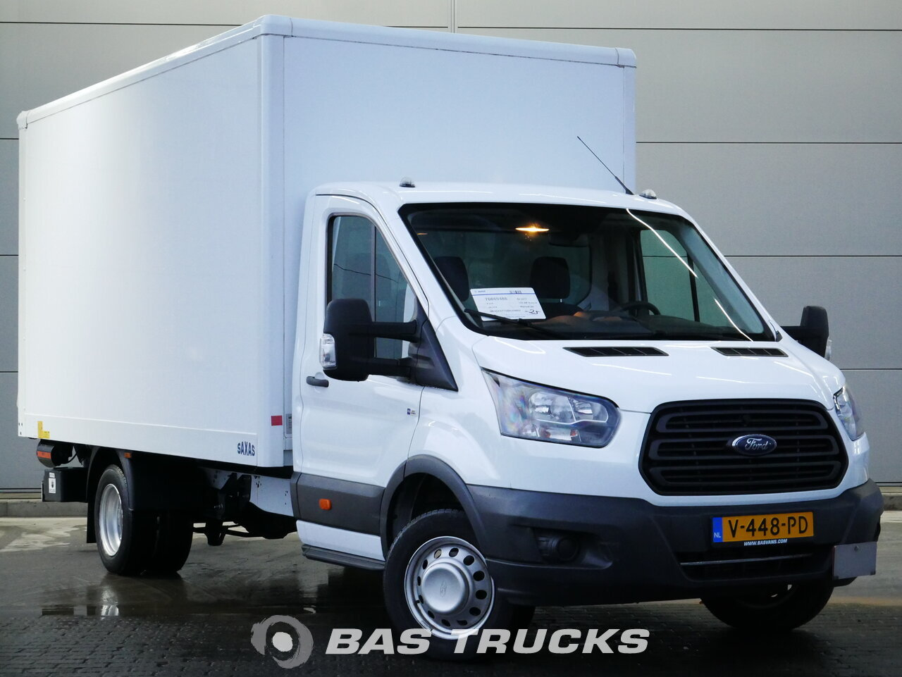 photo of Used Light commercial vehicle Ford Transit 2017