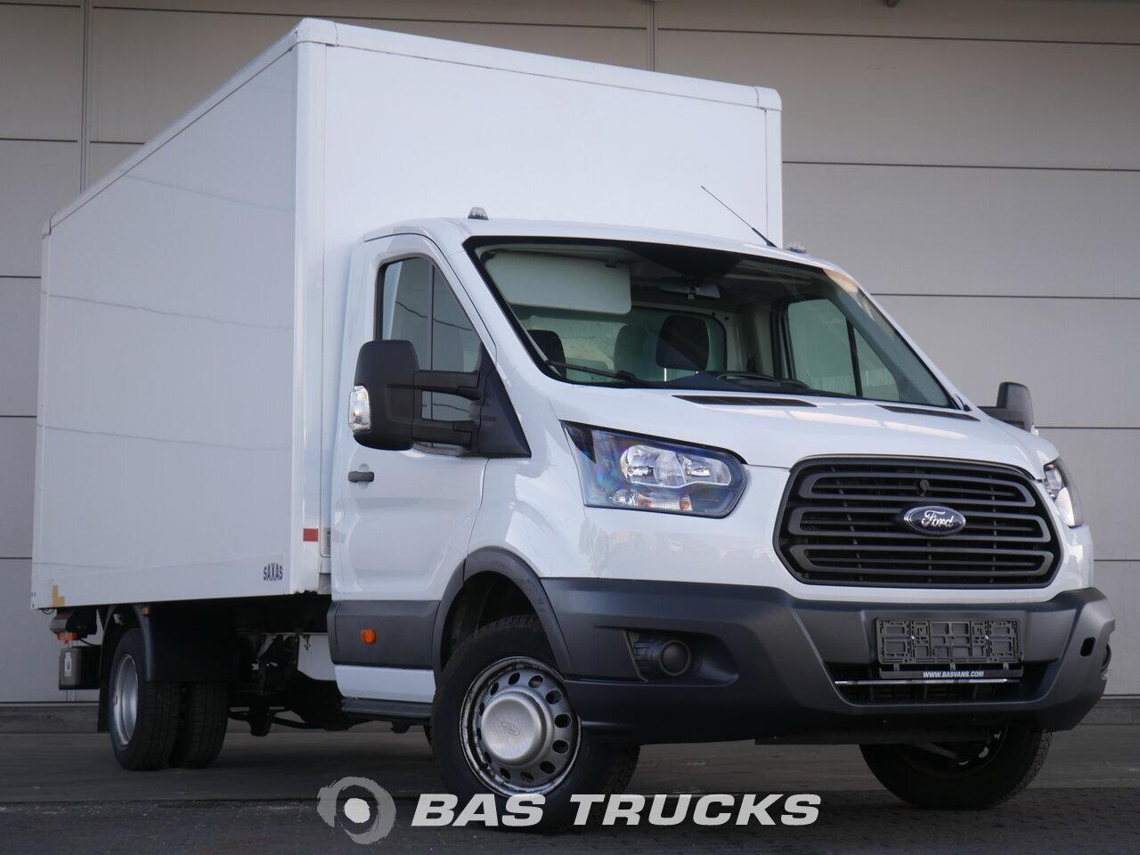 Ford Transit 4x2 05 2017 Bas Trucks