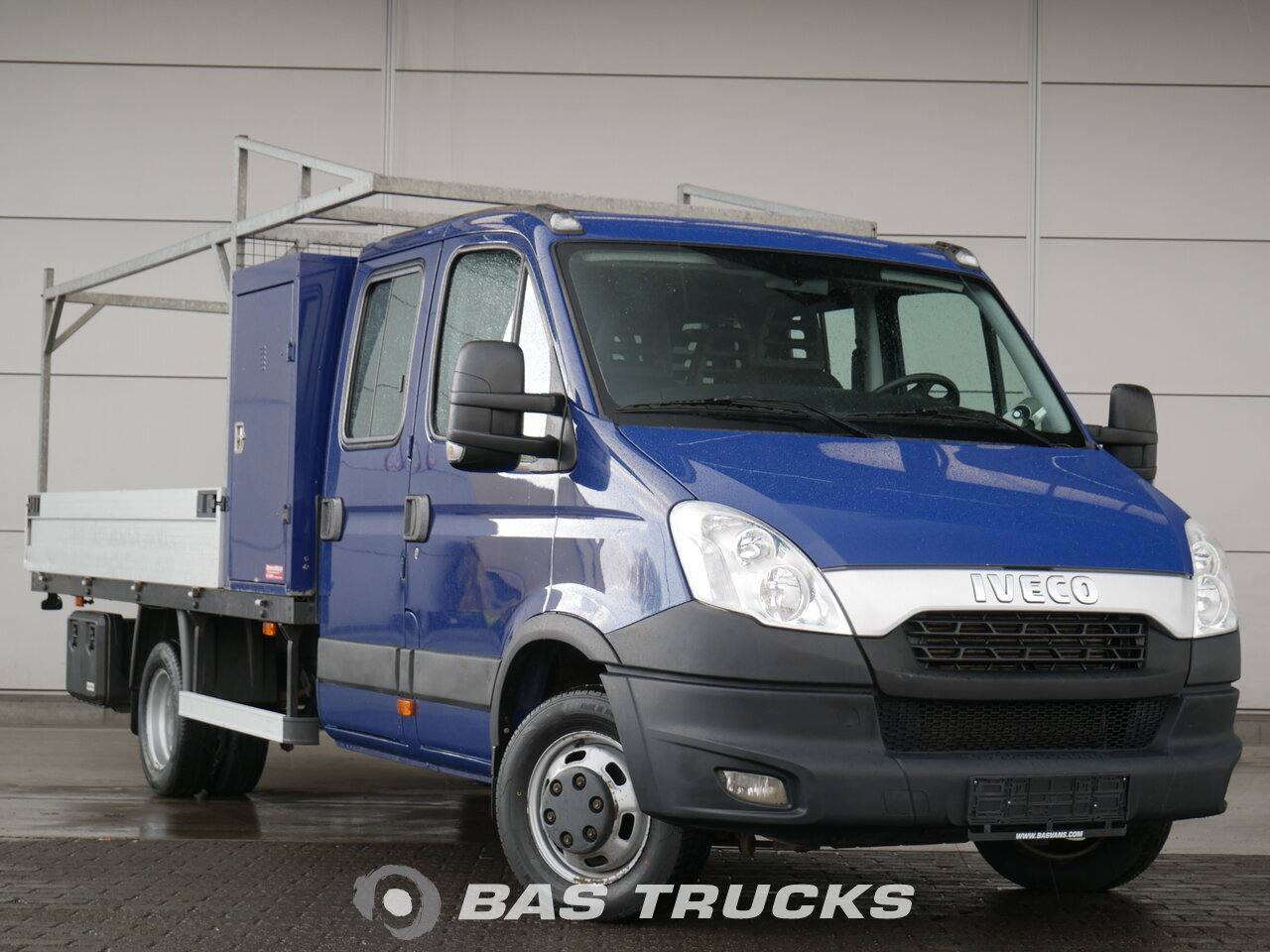 IVECO Daily Light commercial vehicle €22900 - BAS Trucks