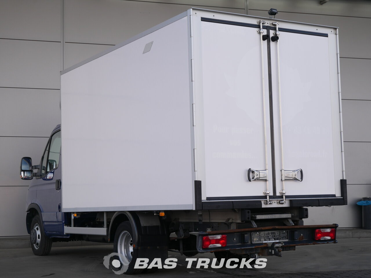 IVECO Daily Light commercial vehicle Euro norm 0 €31900 - BAS Trucks