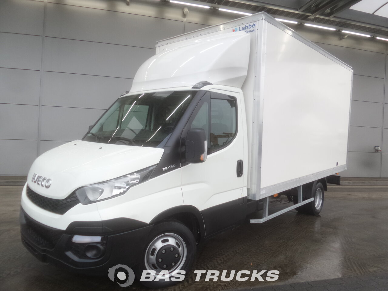 iveco daily light commercial vehicle 20900 bas trucks. Black Bedroom Furniture Sets. Home Design Ideas