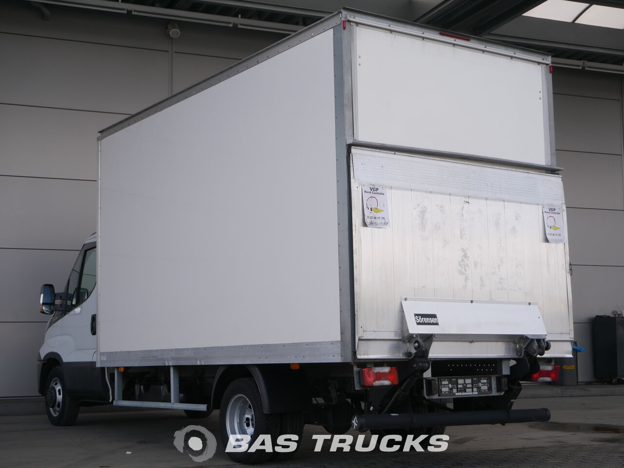 photo of Used Light commercial vehicle IVECO Daily 2016