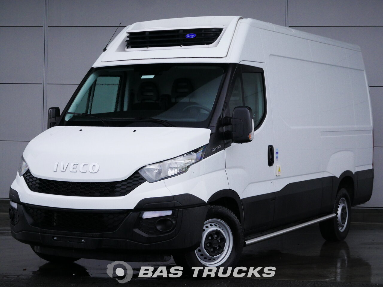 bf7ad5d226 IVECO Daily Light commercial vehicle Euro norm 5 €29900 - BAS Trucks
