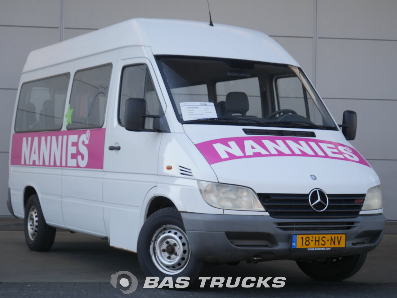 photo of Used Light commercial vehicle Mercedes Sprinter 2001
