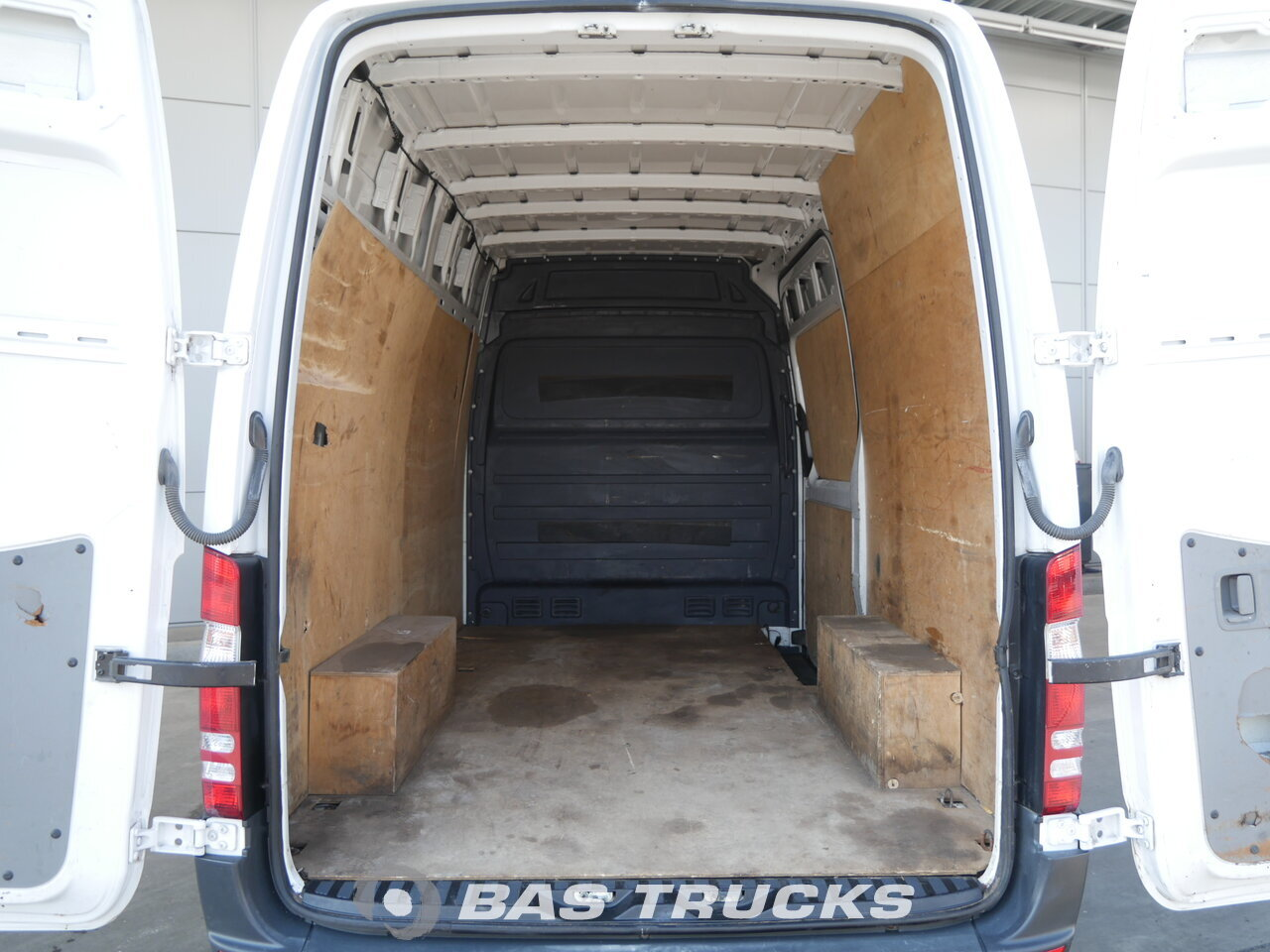photo of Used Light commercial vehicle Mercedes Sprinter 2009
