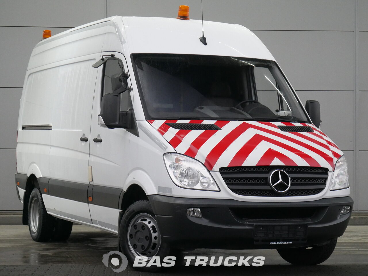 photo of Used Light commercial vehicle Mercedes Sprinter 2011