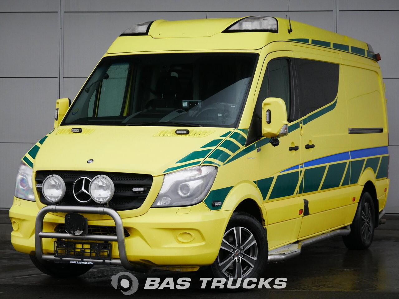 For sale at BAS Trucks: Mercedes Sprinter 4X2 11/2013
