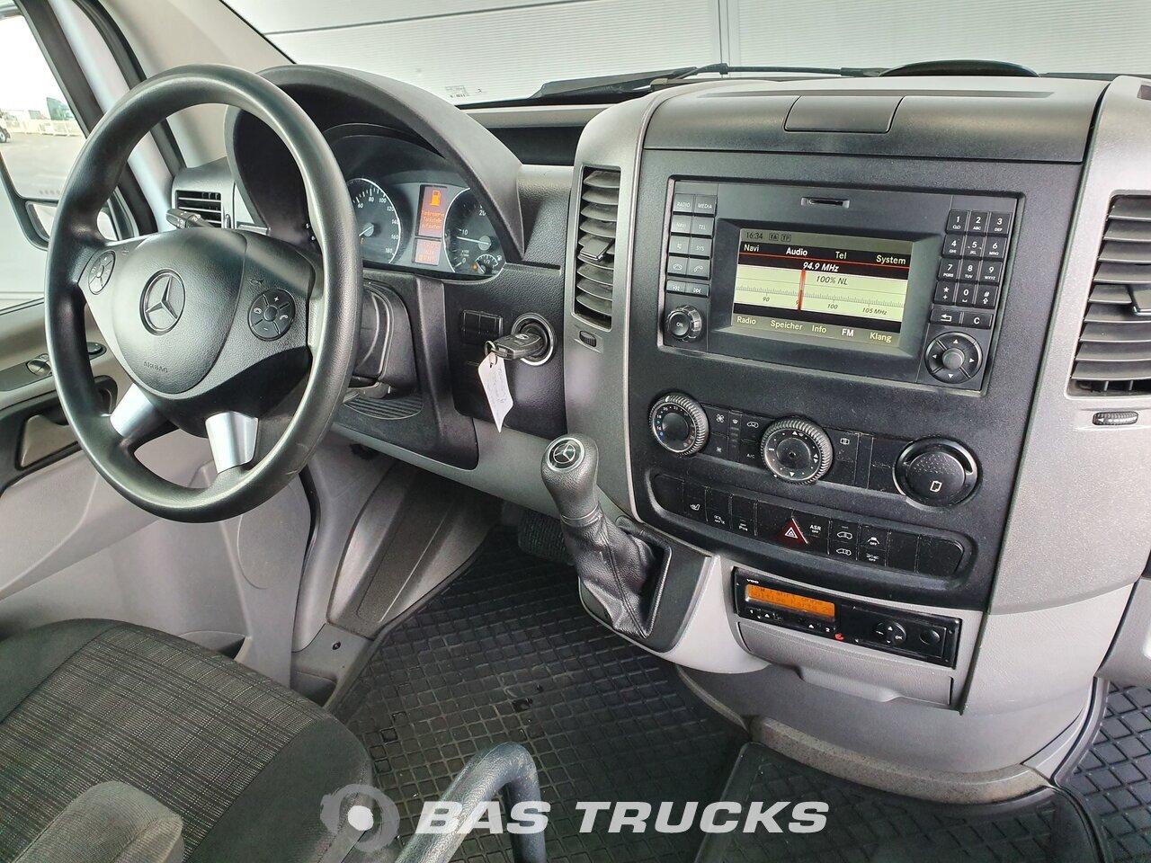 For sale at BAS Trucks: Mercedes Sprinter 12/2014