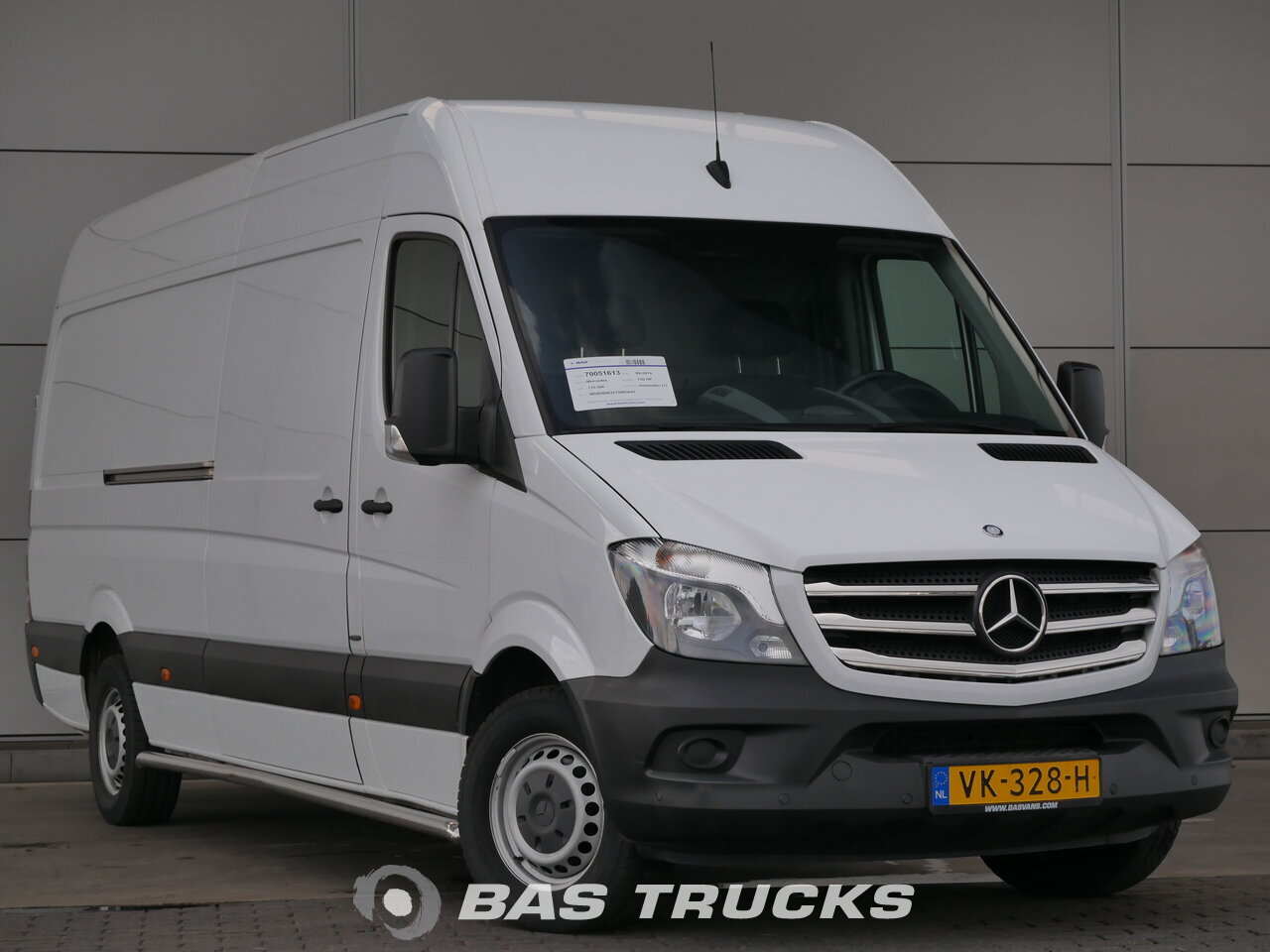 photo of Used Light commercial vehicle Mercedes Sprinter 2014