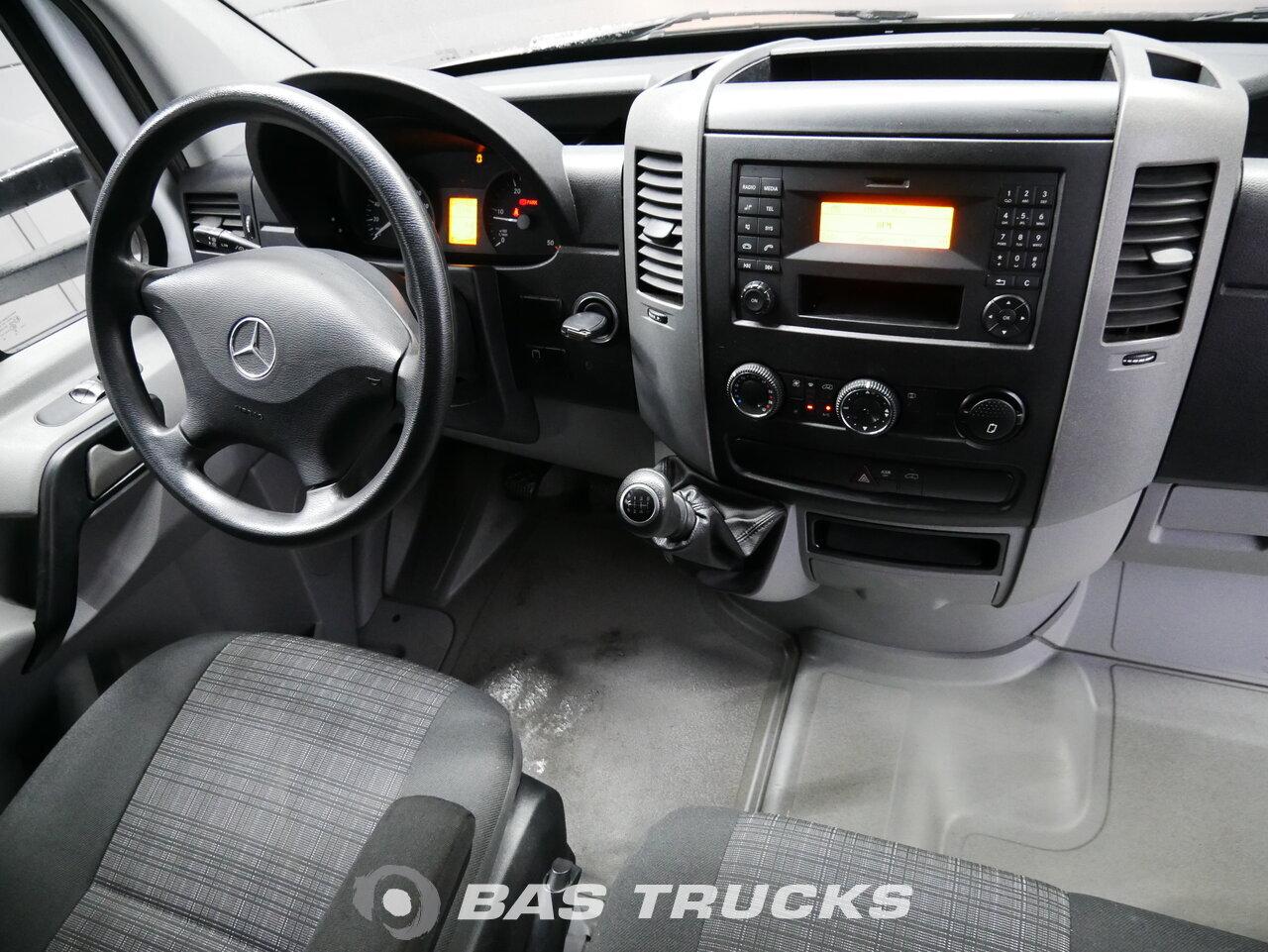 For sale at BAS Trucks: Mercedes Sprinter 09/2015